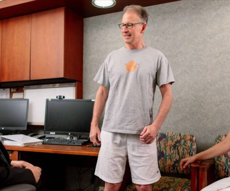 Man walks again after stem cell treatment. Mayo Clinic reports remarkable response to spinal stem cell treatment